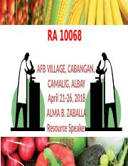 AGRI EXPO MAY 22-26, 2018.pptx