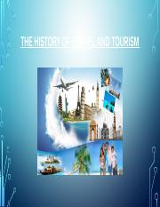 The History Of travel and tourism 2.pptx
