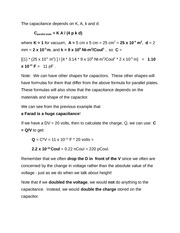 Phys 12 Capacitance examples