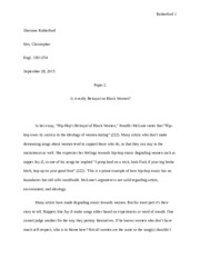 EnglishPaper2RoughDraft