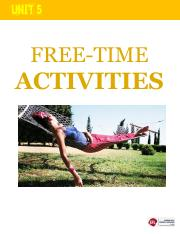 FREE_TIME_ACTIVITIES