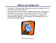 09-AdditionMultiplication