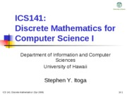 ics141-lecture10-Summations