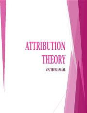 attributiontheory-140519061214-phpapp01