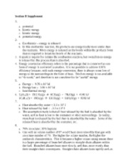 Answers -review sheet