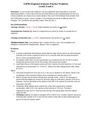 CAPM - Graphical Analysis Practice Problems .docx