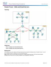 10.2.1.8 Packet Tracer - Web and Email Instructions.pdf