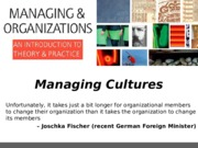MGMT110_Autumn2015_Lectures_Managing_Culture_-_Ch._6
