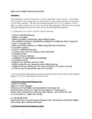 short essay questions in dermatology