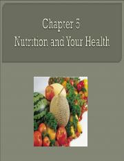 chapter_5_nurtition_and_your_health