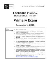 Swinburne assignment cover sheet