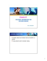 Chapter 10_Relevant information and decisio making.for students.2 slides per page