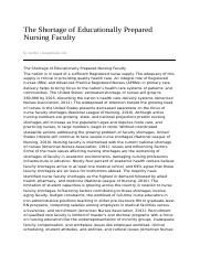 The_Shortage_of_Educationally_Prepared_Nursing_Faculty-11_28_2012
