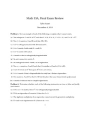 math 33a final review