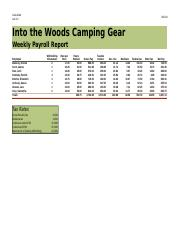 Lab 3-2 Into the Woods Weekly Payroll Report.xlsx