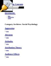 Social Psychology _ Psychology Concepts.html