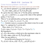 Lecture 18 on Probability and Statistics