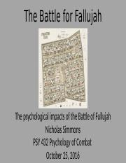The Battle for Fallujah.pptx