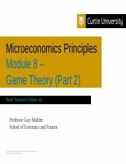 Module 8 - Game Theory Part 2(1).pptx