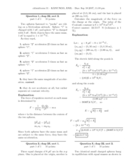 Midterm 1 (Solutions)