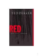 Ted Dekker - [Book 02] - Red.docx