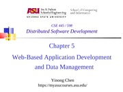 L18 - 5. Web Application Structure