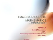 TMC1814_Introduction