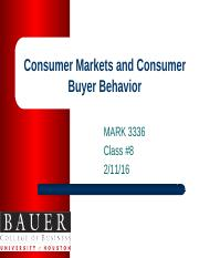 Class 8 Consumer Markets and Consumer Buyer Behavior BB (1).pptx