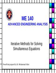 7 - Iterative Methods.pdf