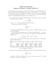 IEOR150F10_SampleMidterm2_Solution