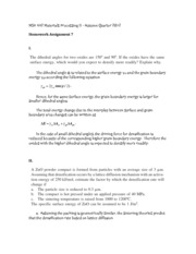 MSE 442_Homework_7_Solutions