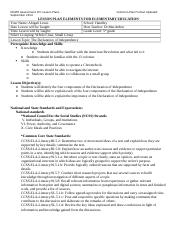 TE 341 Declaration of Independence Lesson Plan.docx
