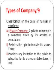 PP11_Lecture-10_Chapter-2_Types of Company EDIT