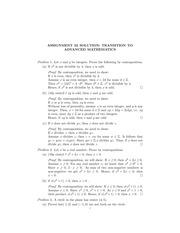 transition to advanced mathematics solutions pdf