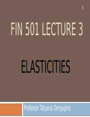 Lecture 3 - Elasticities.pptx