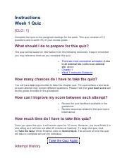 ashford university exp 105 week 1 quiz