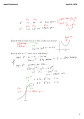 Week 11-5 Lecture on Engineering Math 1