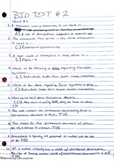 Quiz 4 & 5 Review Notes on Cells and Diseases_280(1)