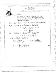 436_Mechanics Homework Mechanics of Materials Solution