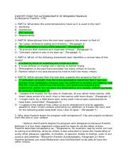 Module 3 Lesson One Completion Assignment Ben Franklin Virtues.docx
