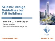 LEC 10 -Seismic_Design_Guidelines_for_Tall_Buildings