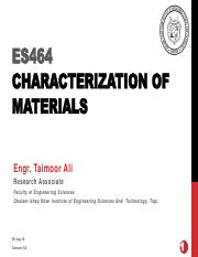 Lect 2-Classification of Materials