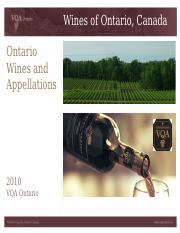 OntarioWineOverview.ppt