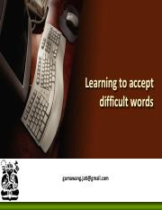 Learning_to_accept_difficult_words