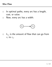 lect notes-max-flow