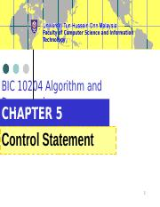 BIC+10204+Chapter+5+Control+Statement+students.ppt