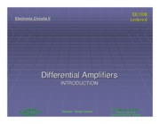 ee100b Lecture 06 - Differential Amplifiers - Introduction (Slides).pdf