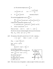 Analytical Mech Homework Solutions 43