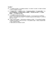 Â¡Hola, amigos! Workbook Answer Key Lec.7 E-H