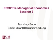 ECO201 Managerial Economics.Session 3.pptx